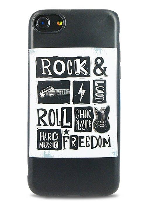 Чехол для iPhone 7 Rooter (Rock & Roll)