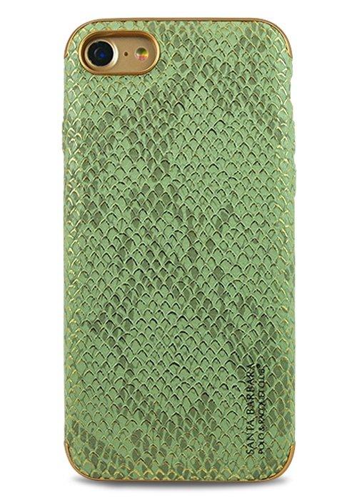 Чехол для iPhone 7 Santa Barbara Viper (Зеленый)