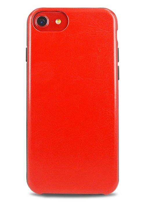 Чехол для iPhone 7 Skin style (Красный)