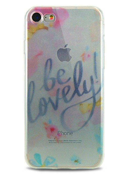 Чехол для iPhone 7 Together (Be lovely)