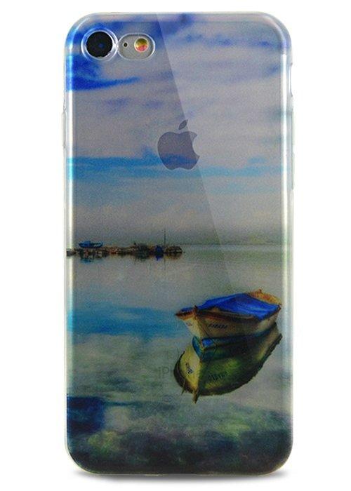 Чехол для iPhone 7 Together (Причал)