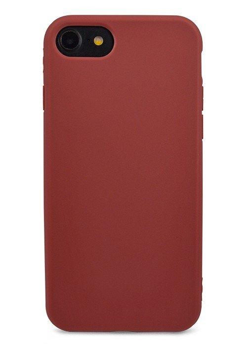 Чехол для iPhone 7 TPU Matte (Мокко)