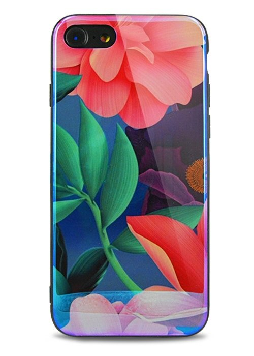 Чехол для iPhone 7 Ultramarine (Hibiscus)