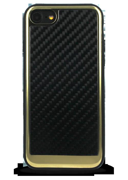 Чехол для iPhone 7 Versus Carbon (Черный)