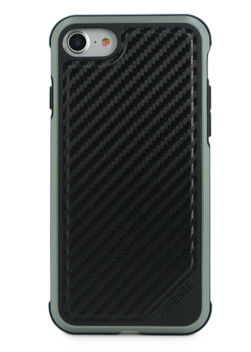 Чехол для iPhone 7 X-Doria Defense New (Carbone)