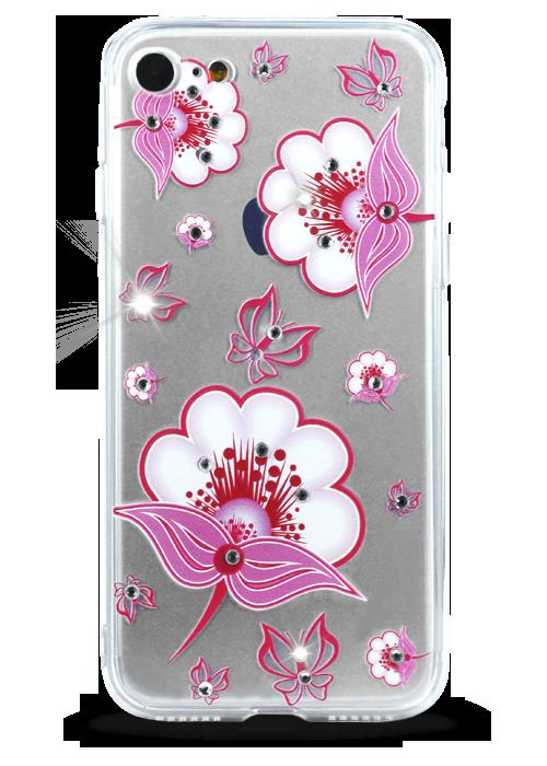 Чехол для iPhone 7 Воздушность (Маки)
