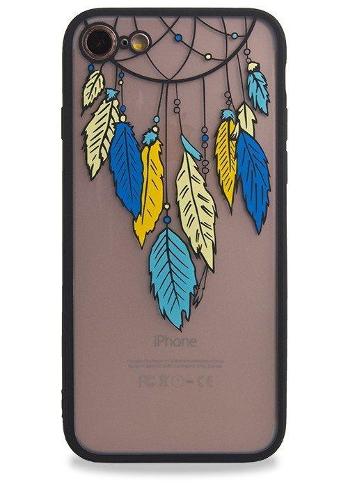 Чехол для iPhone 7 Гипюр (Ловец снов)