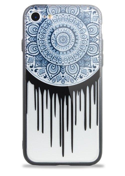 Чехол для iPhone 7 Знамение (Солнце Майя)