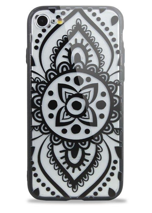 Чехол для iPhone 7 Знамение (Цветок)