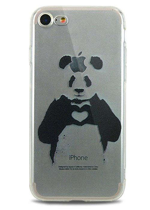 Чехол для iPhone 7 Молодость (Panda)