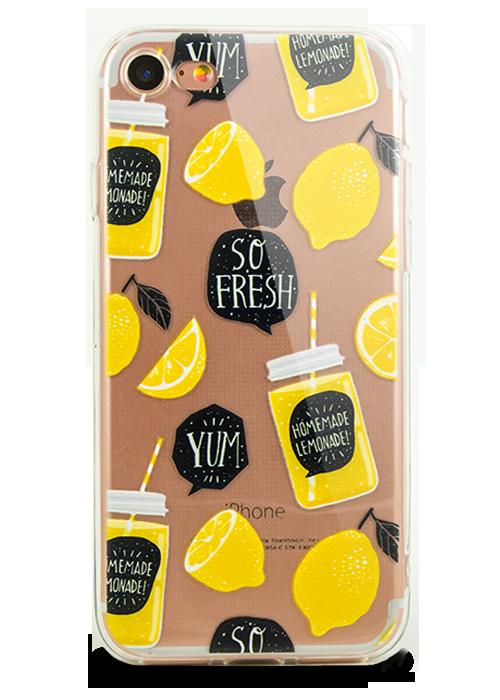 Чехол для iPhone 7 Молодость (Yum fresh)