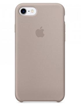 Чехол для iPhone 7/8 Apple Silicone Case Lux (Pebble)