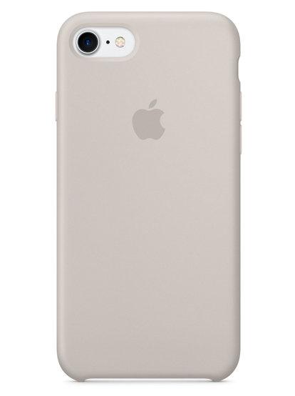 Чехол для iPhone 7/8 Apple Silicone Case Lux (Stone)