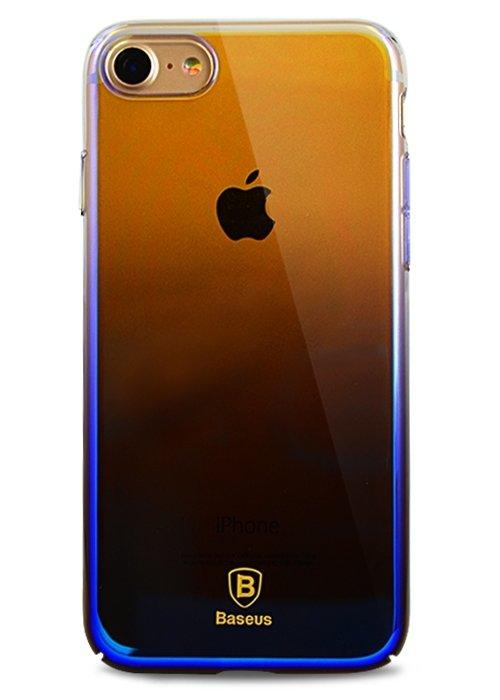 Чехол для iPhone 7/8 Baseus Glaze Case (Фиолетовый)