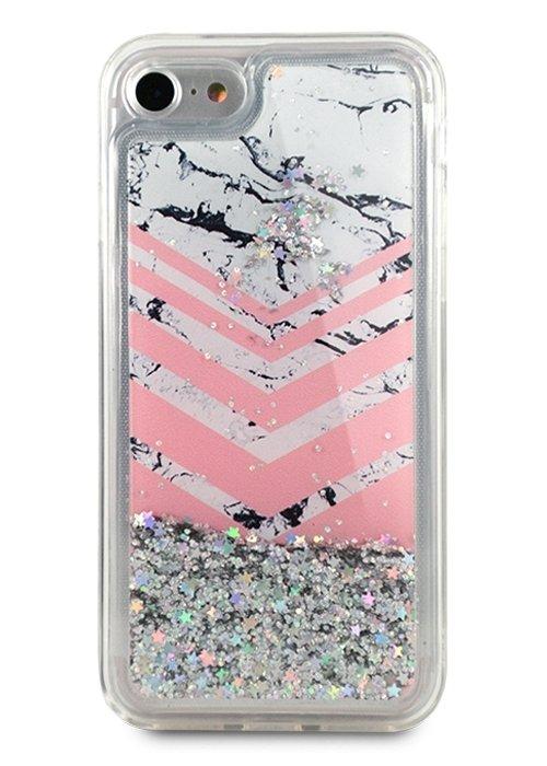 Чехол для iPhone 7/8 Beauty shine силикон (Arrow)