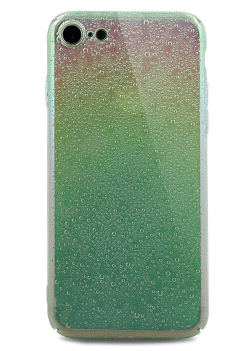 Чехол для iPhone 7/8 Drops PC (Белый)