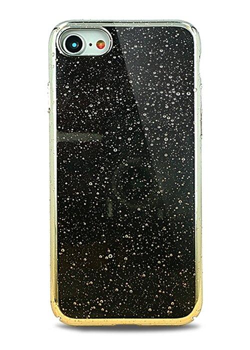 Чехол для iPhone 7/8 Drops PC (Золото)
