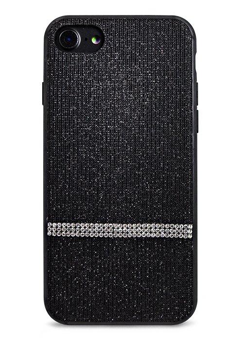 Чехол для iPhone 7/8 Gloria (Черный)