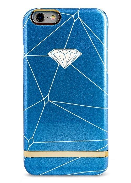 Чехол для iPhone 7/8 I love my phone (Blue Diamond)