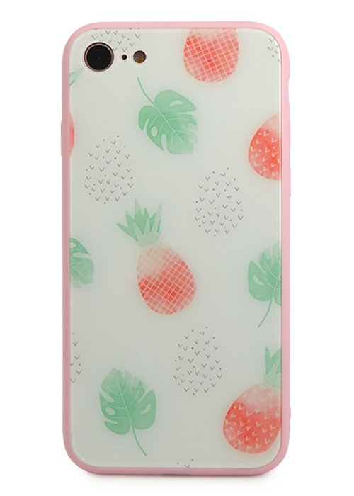 Чехол для iPhone 7/8 Pink mood (Tropic)