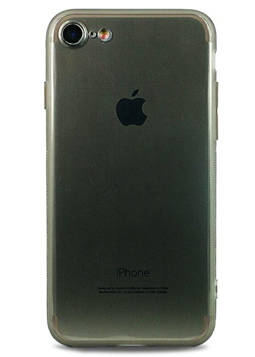 Чехол для iPhone 7/8 Slim (Серый)