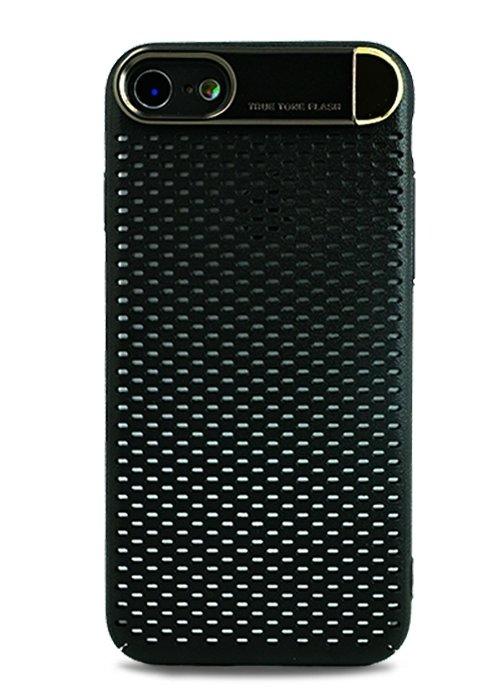 Чехол для iPhone 7/8 Stand cover (Черный)