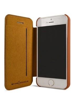 Чехол для iPhone 5/5S G-CASE Business (Коричневый)