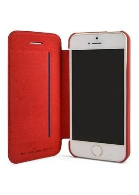 Чехол для iPhone 5/5S G-CASE Business (Красный)