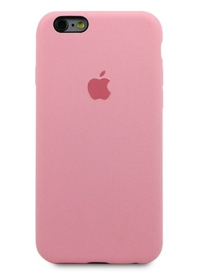 Чехол для iPhone 6/6S Apple Silicone Case 360 (Розовый)