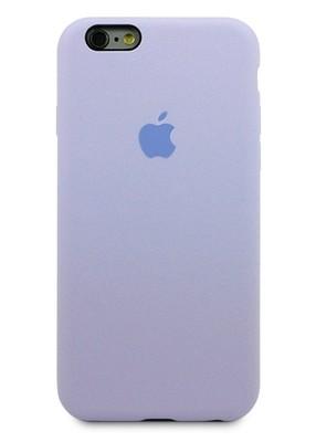 Чехол для iPhone 6/6S Apple Silicone Case 360 (Сиреневый)