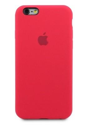 Чехол для iPhone 6/6S Apple Silicone Case 360 (Вишневый)