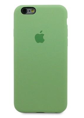 Чехол для iPhone 6/6S Apple Silicone Case 360 (Фисташковый)
