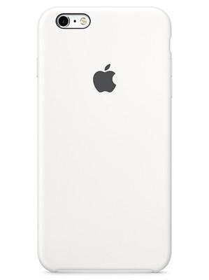 Чехол для iPhone 6/6S Apple Silicone Case Lux (Antique White)