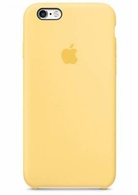 Чехол для iPhone 6/6S Apple Silicone Case Lux (Chirp)