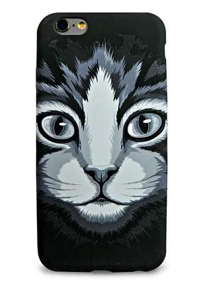 Чехол для iPhone 6+/6S+ Animals (Кот)