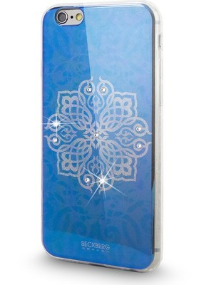 Чехол для iPhone 6+/6S+ BeckBerg Golden (Мандала)