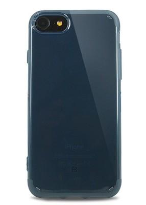 Чехол для iPhone 7 Baseus Simple Matte (Синий)