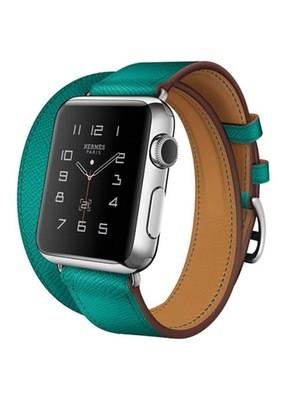 Ремешок для Apple Watch 38mm Smooth Skin (Бирюзовый)