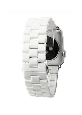 Ремешок для Apple Watch 38mm Ceramic (Белый)