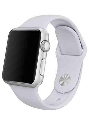 Ремешок для Apple Watch 38mm Sport Premium (Белый S)