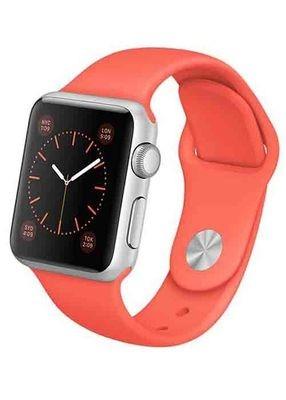 Ремешок для Apple Watch 38mm Sport Premium (Коралловый S)