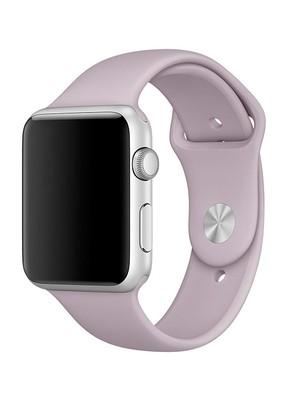 Ремешок для Apple Watch 38mm Sport Premium (Лавандовый L)