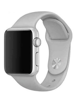 Ремешок для Apple Watch 38mm Sport Premium (Серый L)