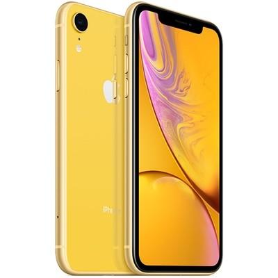 Смартфон Apple iPhone Xr 64GB RUS (желтый)