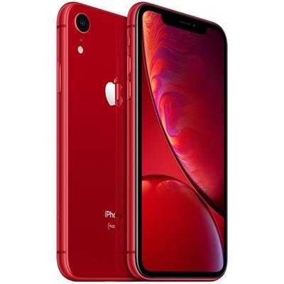 Смартфон Apple iPhone Xr 64Gb (красный)