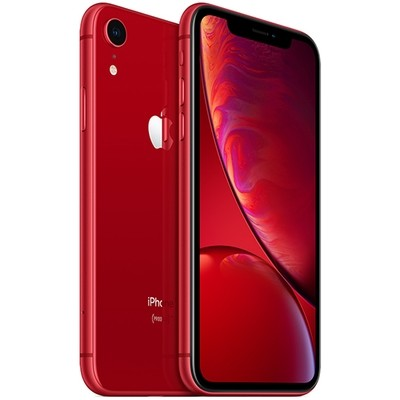 Смартфон Apple iPhone Xr 64GB RUS (красный)