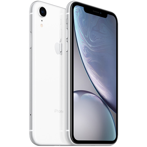 Смартфон Apple iPhone Xr 128GB RUS (белый)