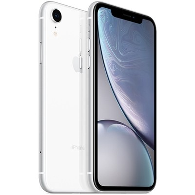 Смартфон Apple iPhone Xr 256Gb (белый)