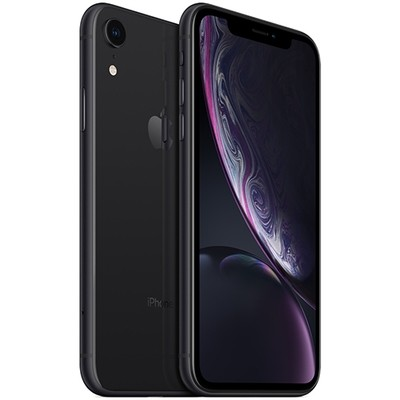 Смартфон Apple iPhone Xr 256Gb (черный)
