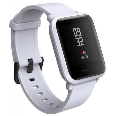 Умные часы Xiaomi Amazfit Bip (белый)